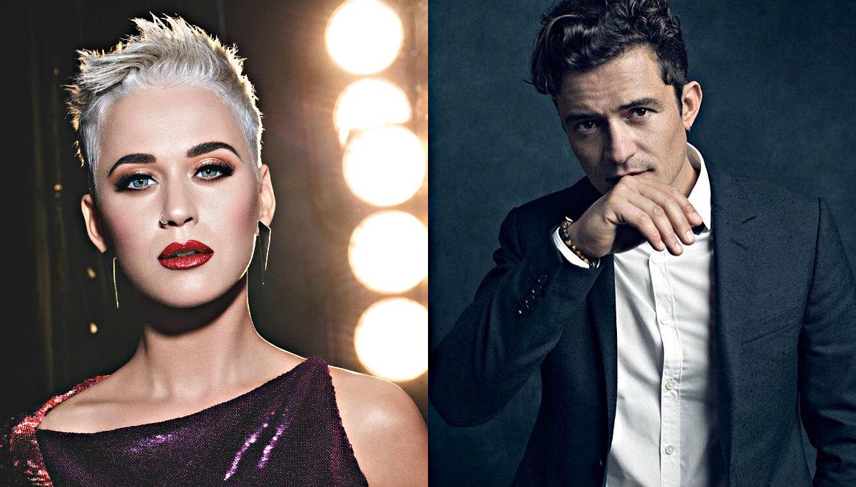 Katy Perry Orlando Bloom compromiso foto