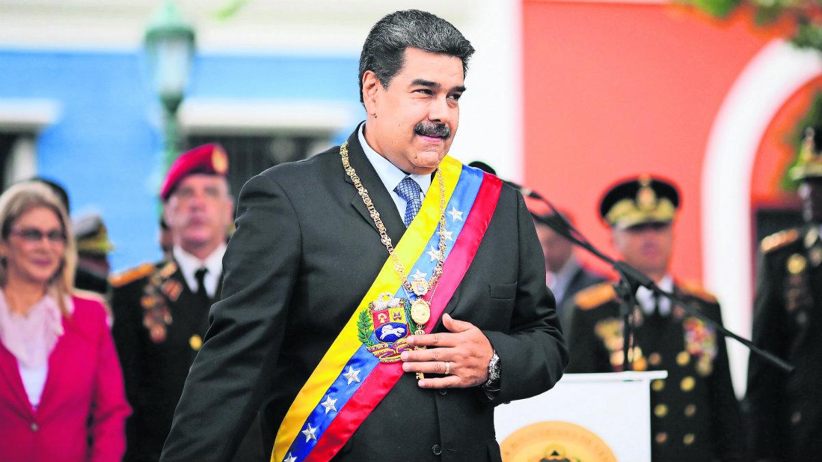 Nicolás Maduro aviones ejército ayuda humanitaria Plan Especial de Despliegue Venezuela Estados Unidos