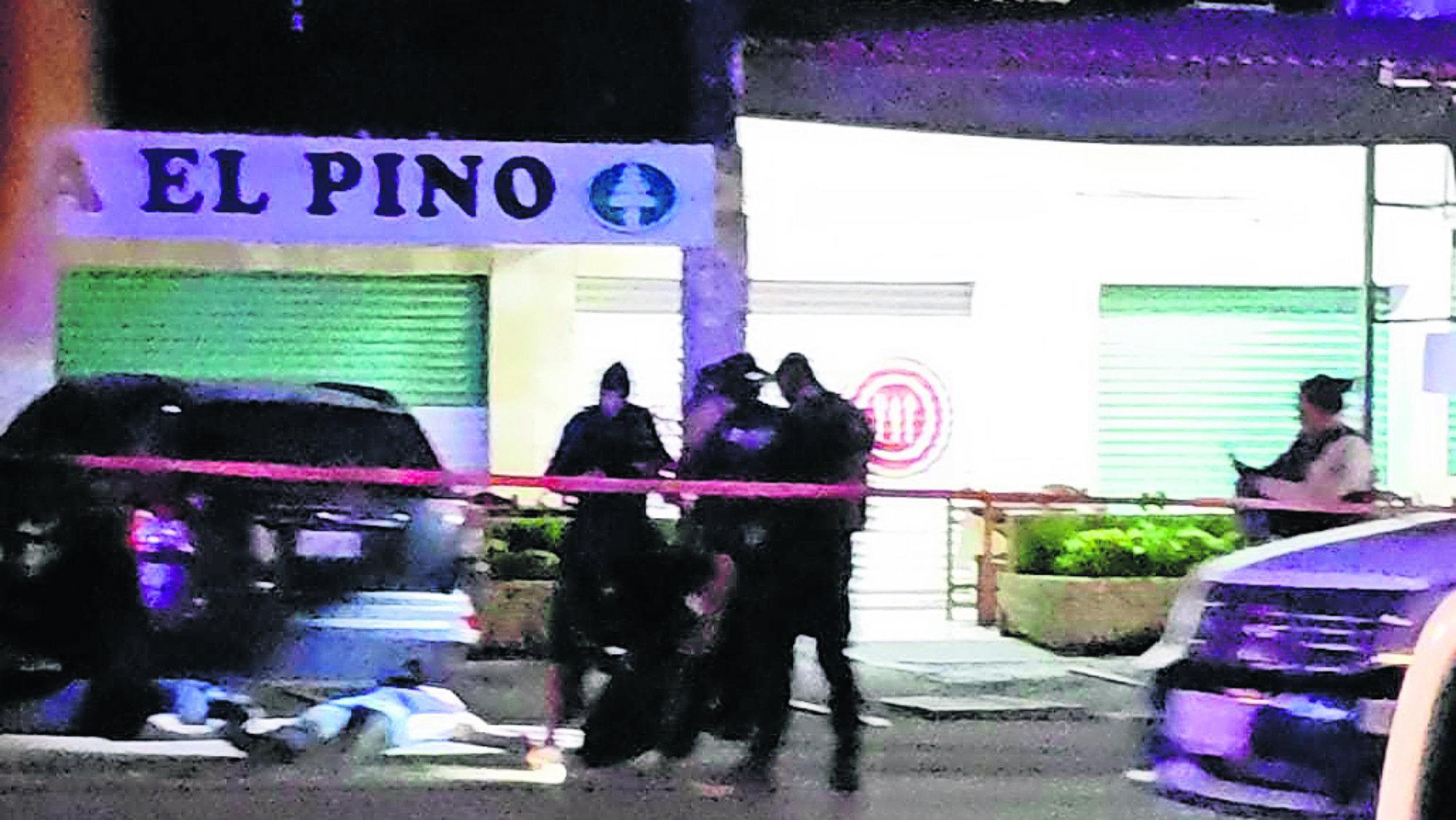 Ataque Político Muerto Morelos Grupo armado