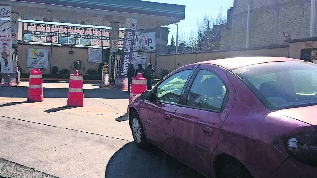 gasolina desabasto advierten no hay desabasto sin crisis valle de Toluca edoméx México