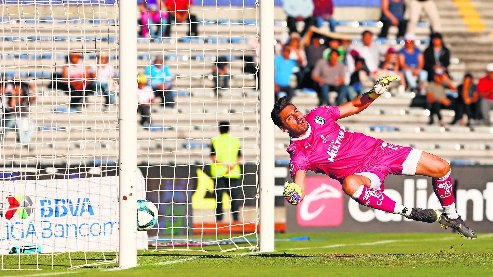 Lobos BUAP Gallos Victoria Fútbol Mexicano