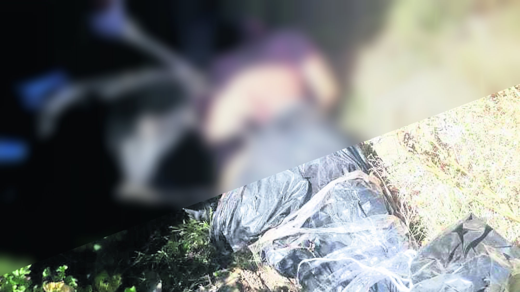 Cadáver Maniatado La Paz Edoméx