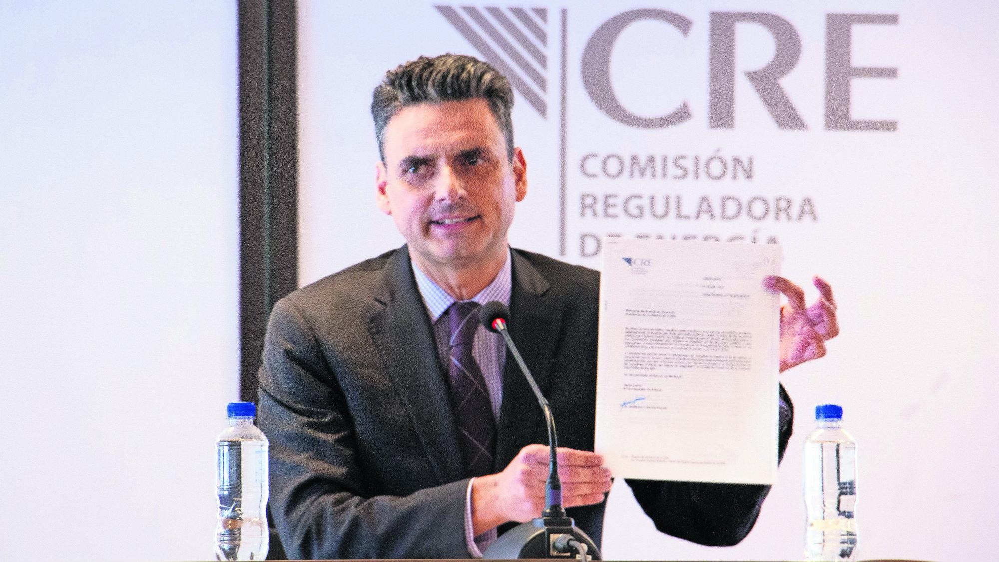 Comisión Reguladora Energía AMLO Conflicto de ineterés