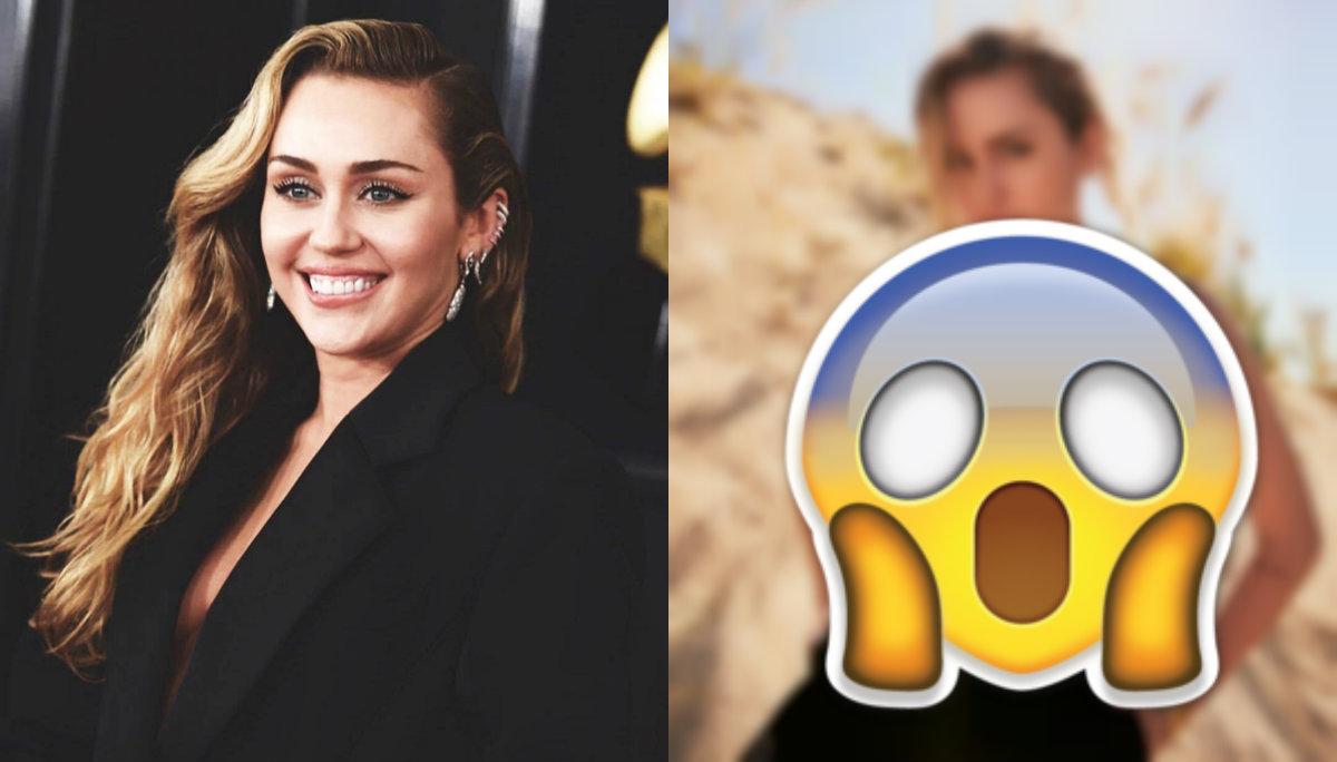 Miley Cyrus pezones censura Instagram
