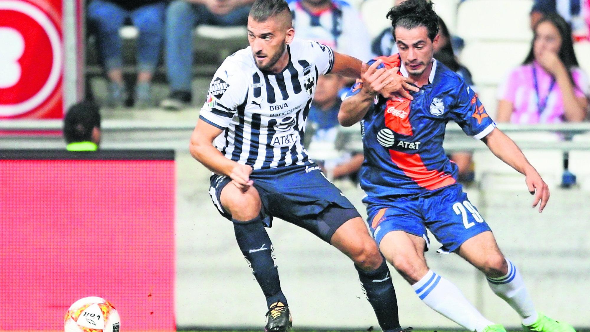 el Monterrey recibe a Puebla la Liguilla Rayados 17 puntos Tigres les siguen la huella