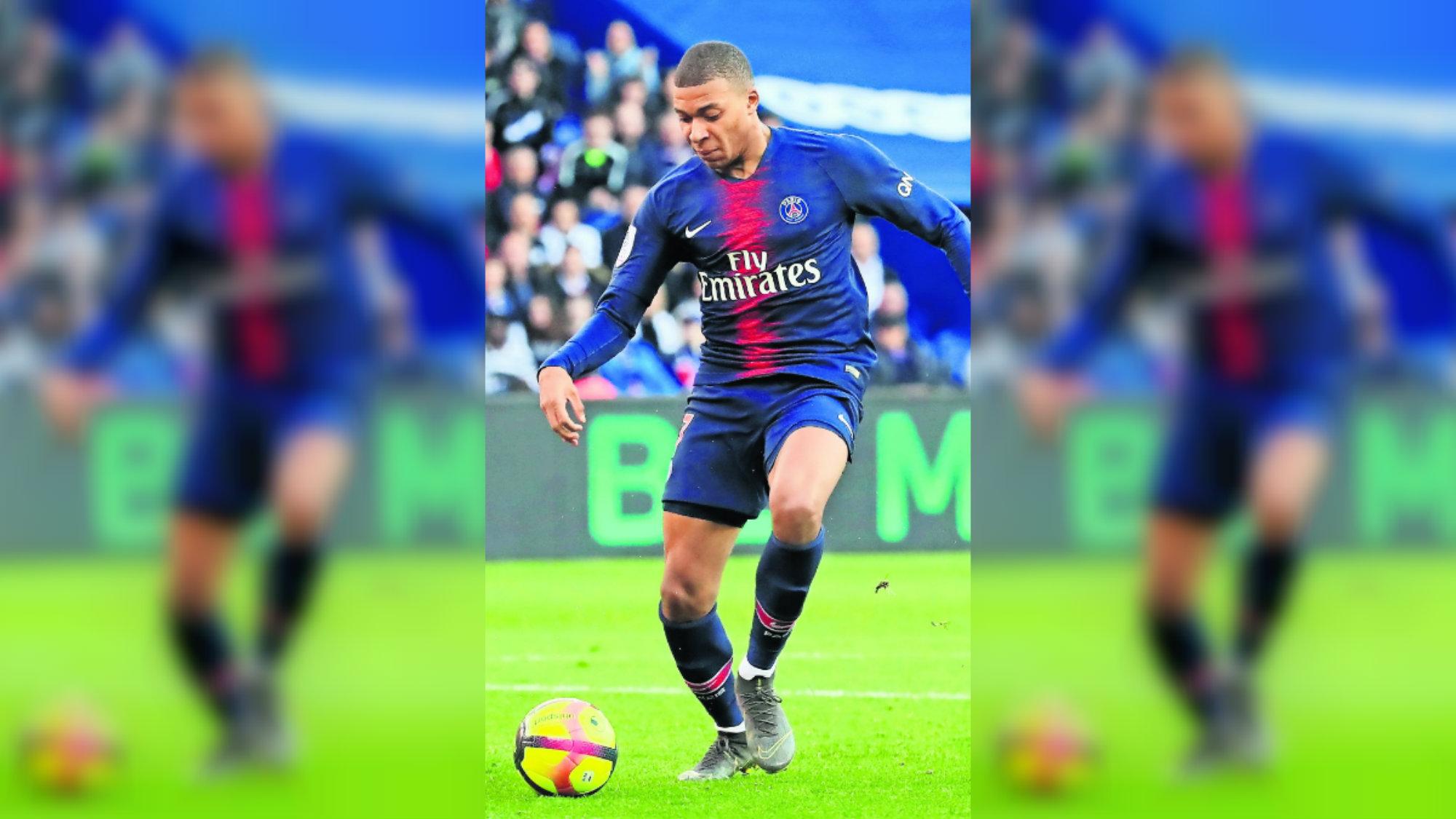Mbappé guía al PSG al triunfo Mbappé guía al PSG al triunfo París Saint-Germain Thomas Tuchel