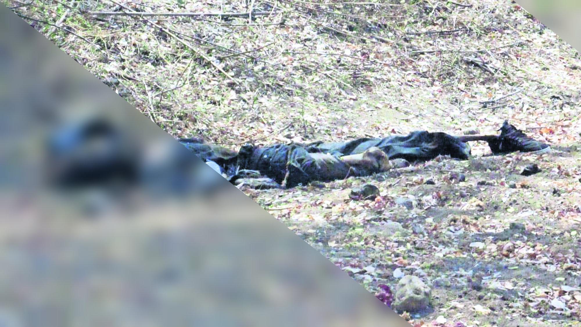 Hallan Cadáver Huesos Morelos