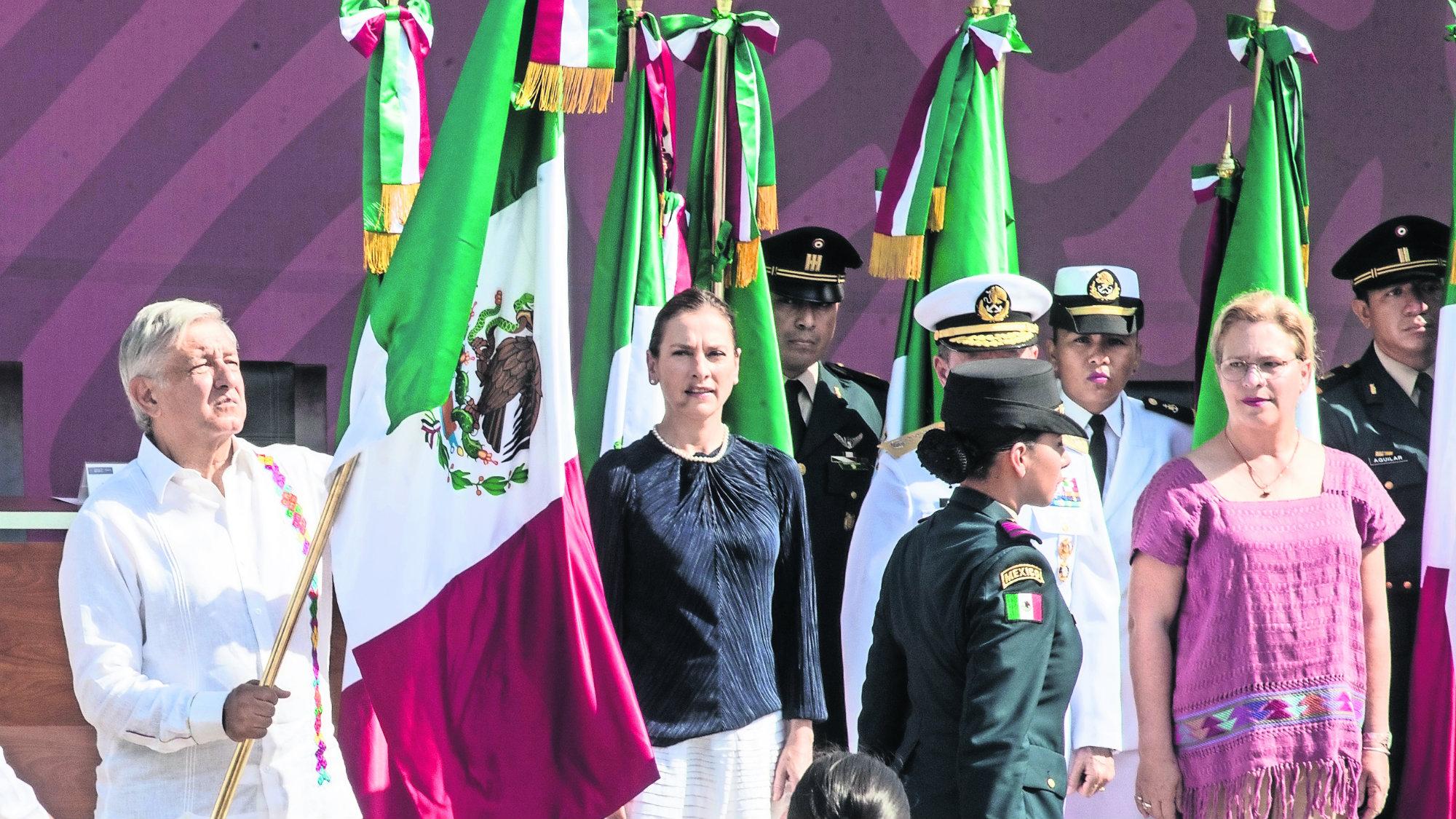 Secretaría de Turismo Museo del Mestizaje Chetumal Quintana Roo AMLO