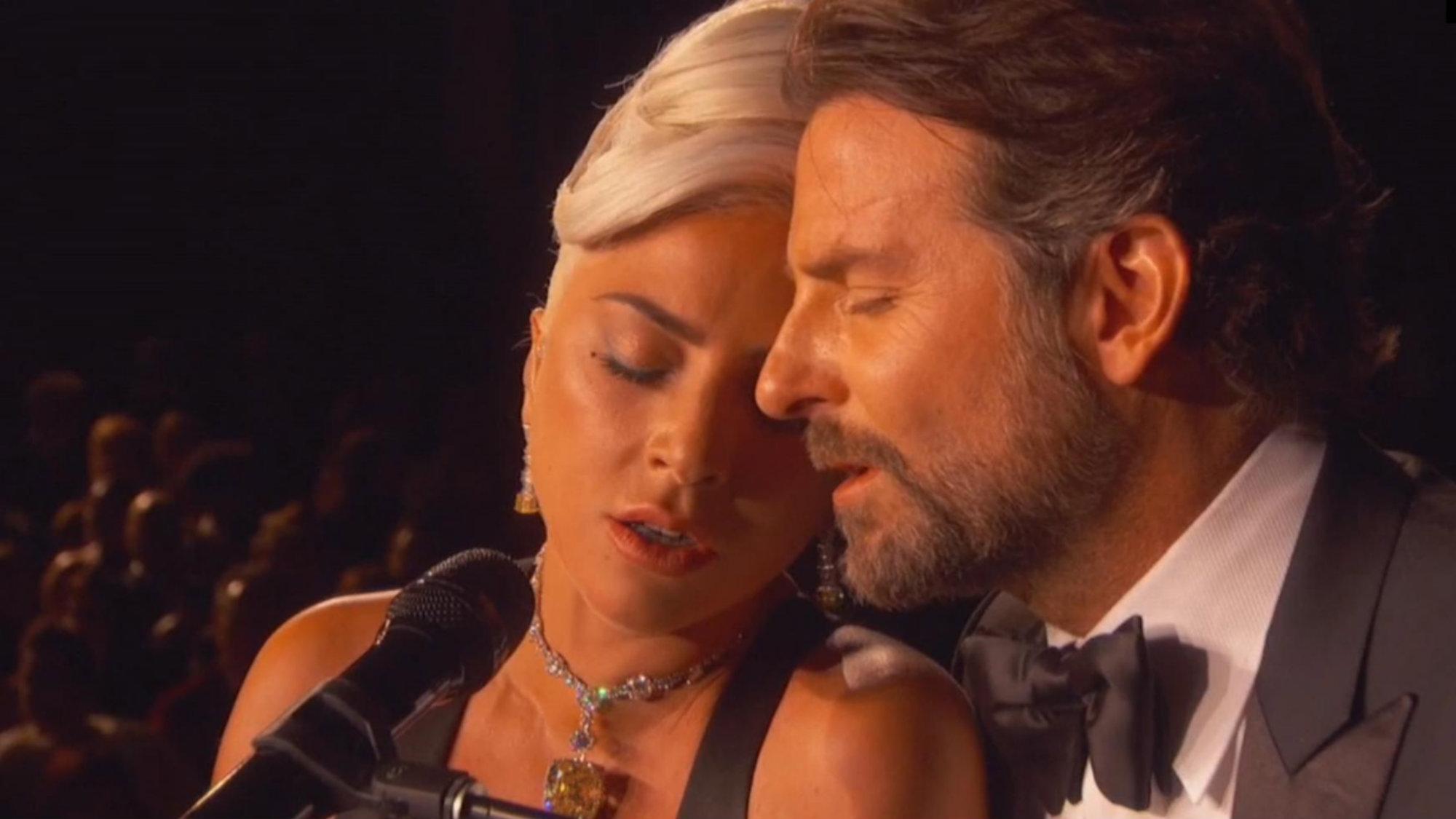 Irina Shayk Lady gaga Bradley Cooper Celos Oscar 2019