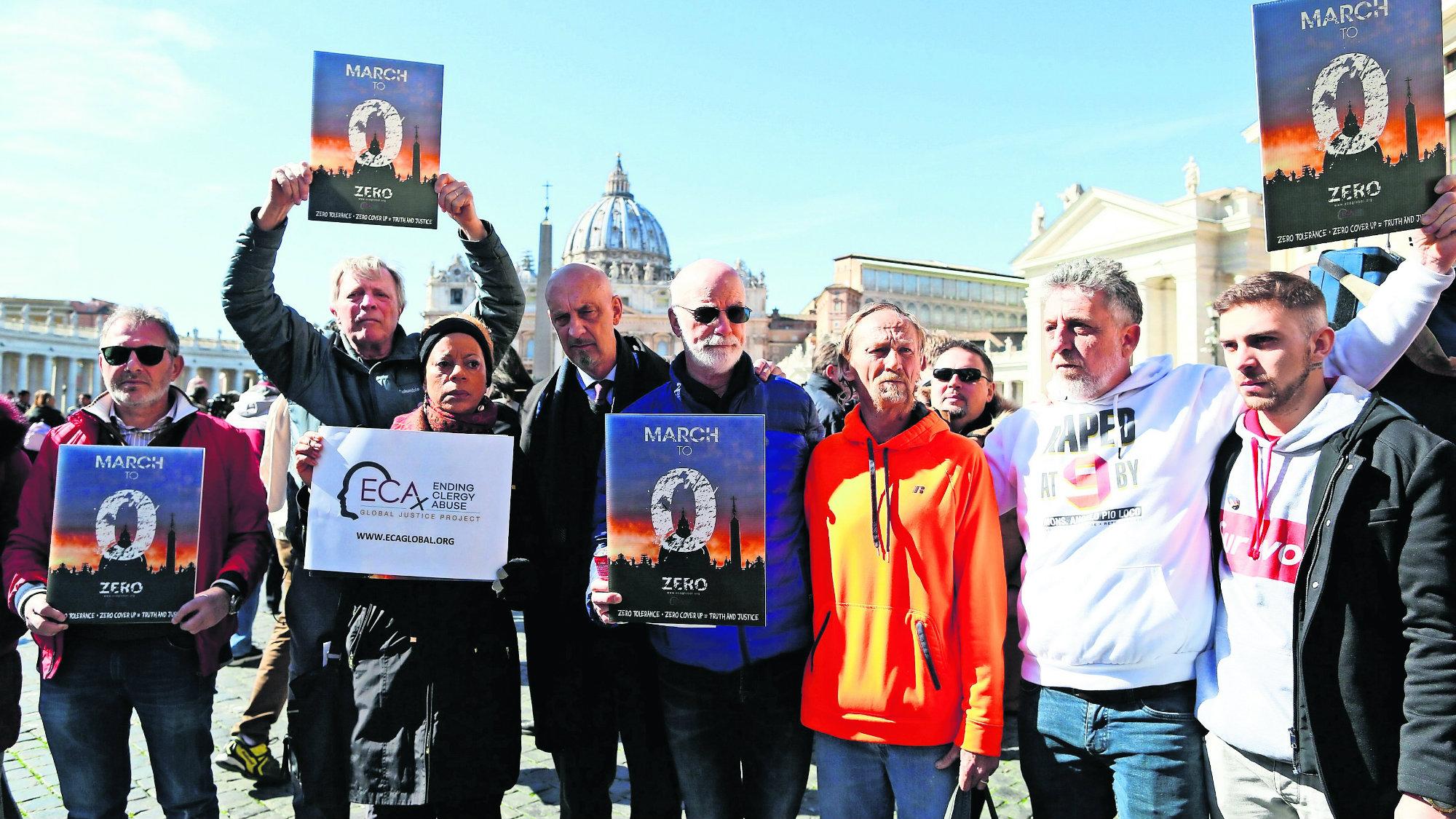 Víctimas Abuso sexual Justicia Vaticano