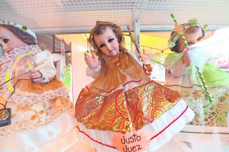 Artesanos De Tepeaca Visten A Niño Dios Como Huachicolero