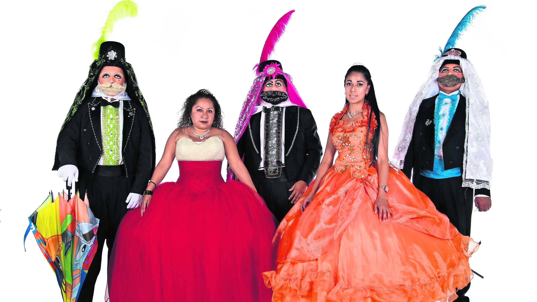 Carnaval de la Villa Martín Carrera Diego Morán sonideros