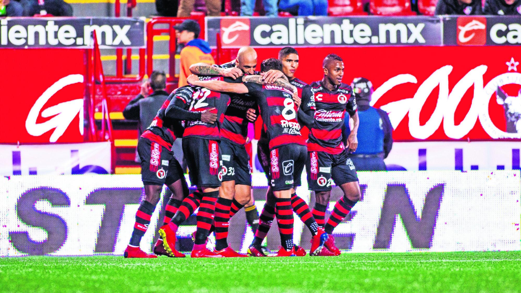 Xolos Tijuana derrota Atlas cuarto lugar
