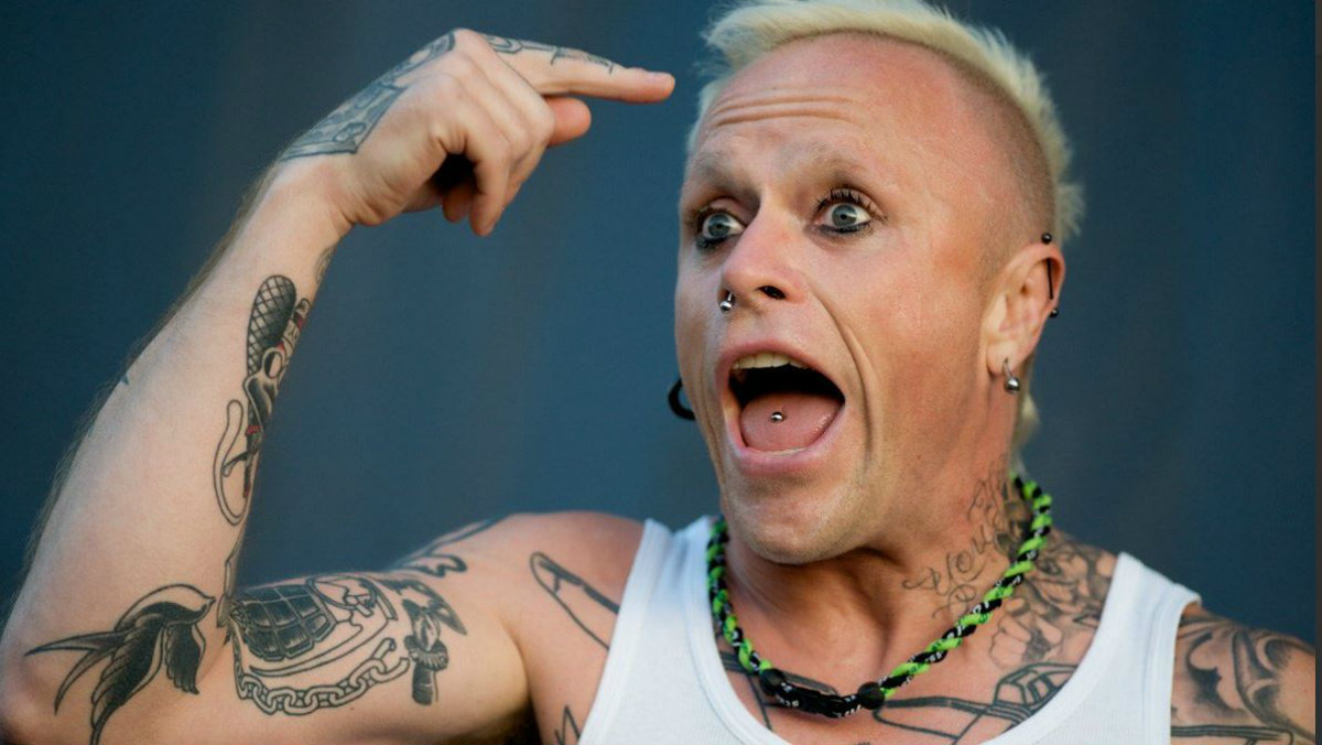 "Keith Flint se suicida integrante de ""The Prodigy"" Liam Howlett"