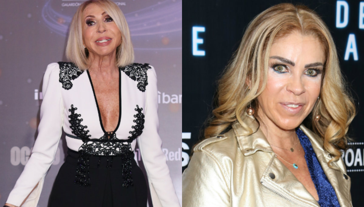 Laura Bozzo enfurece Rocío Sánchez Azuara Televisa
