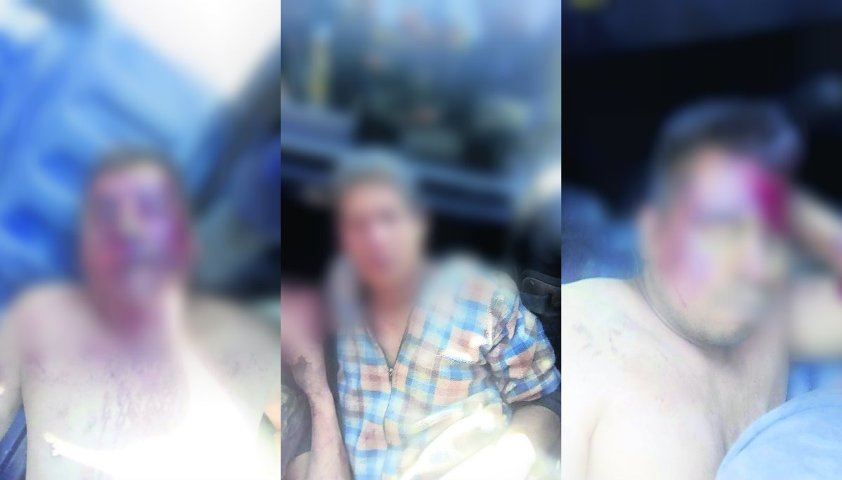 Intentan robar camioneta linchados Milpa Alta