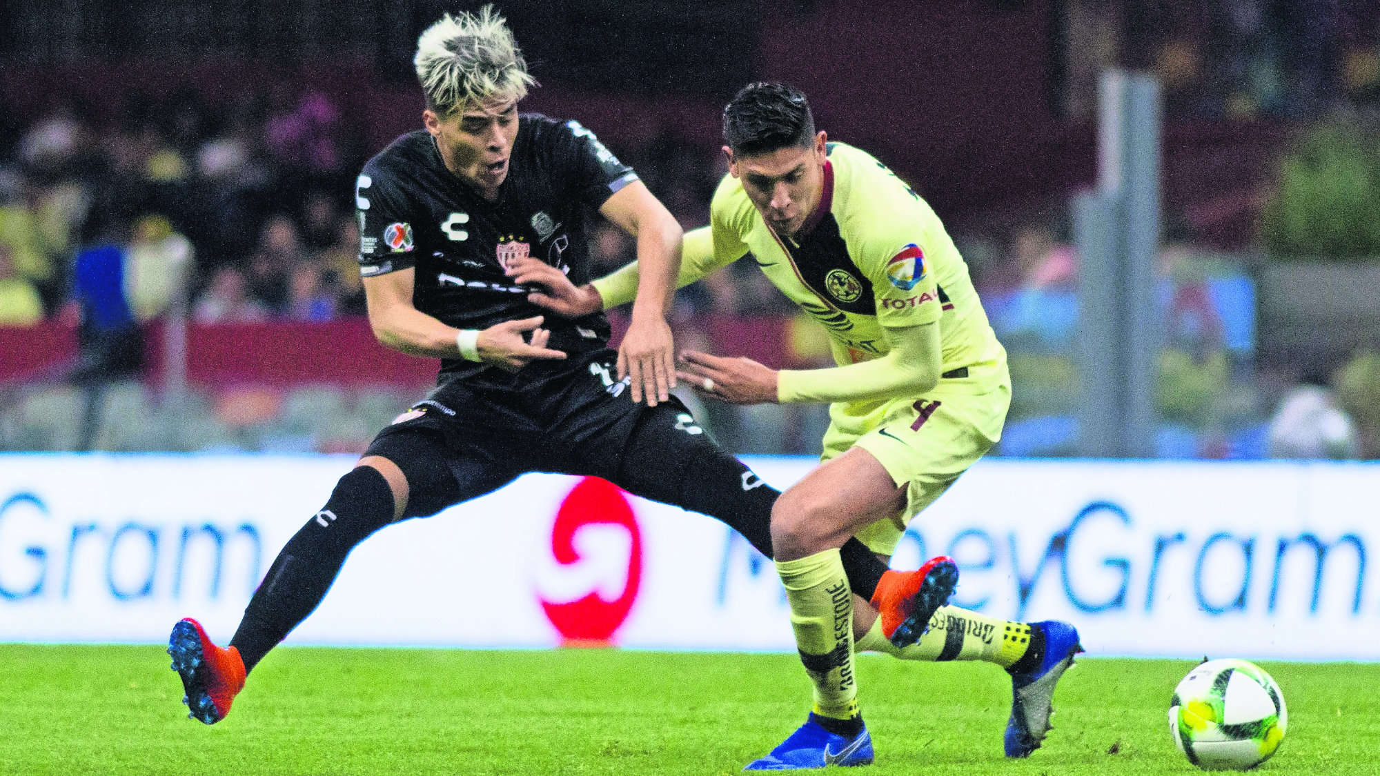 Necaxa Liga MX Victoria América