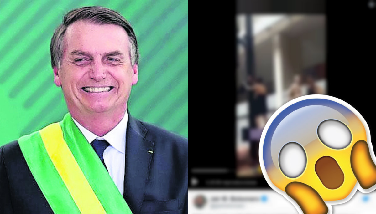 Bolsonaro Carnaval Twitter Video Polémica