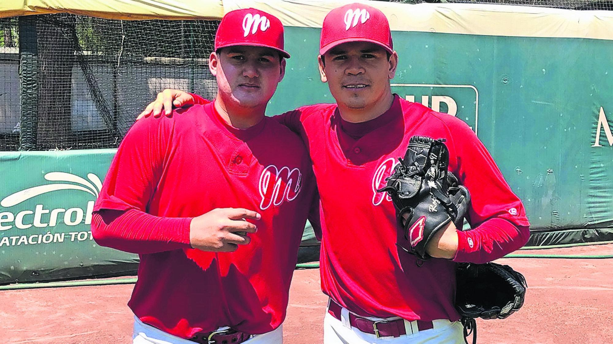 Guillermo Moscoso Diablos Rojos Pretemporada