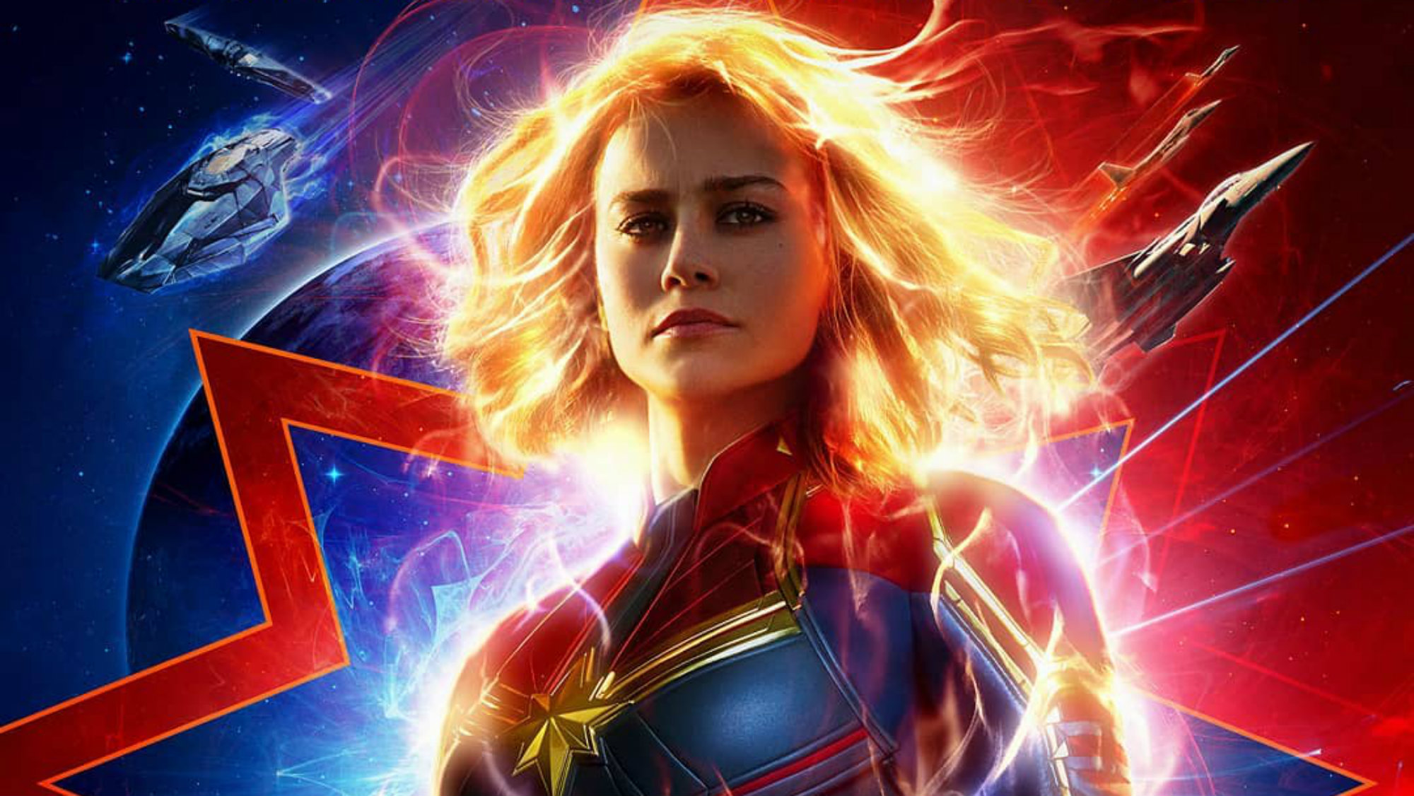 Capitana Marvel Feminismo Cine Día de la mujer