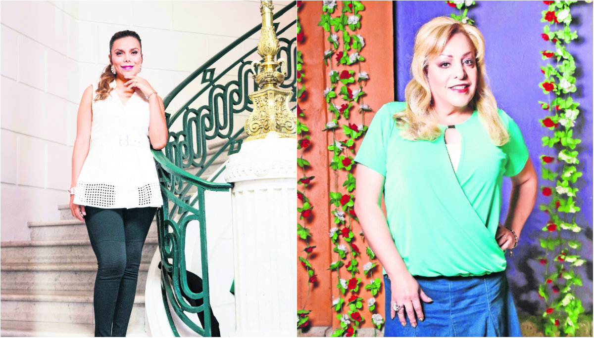 Roshell Terranova Diana Sánchez Activistas Derechos Humanos básicos