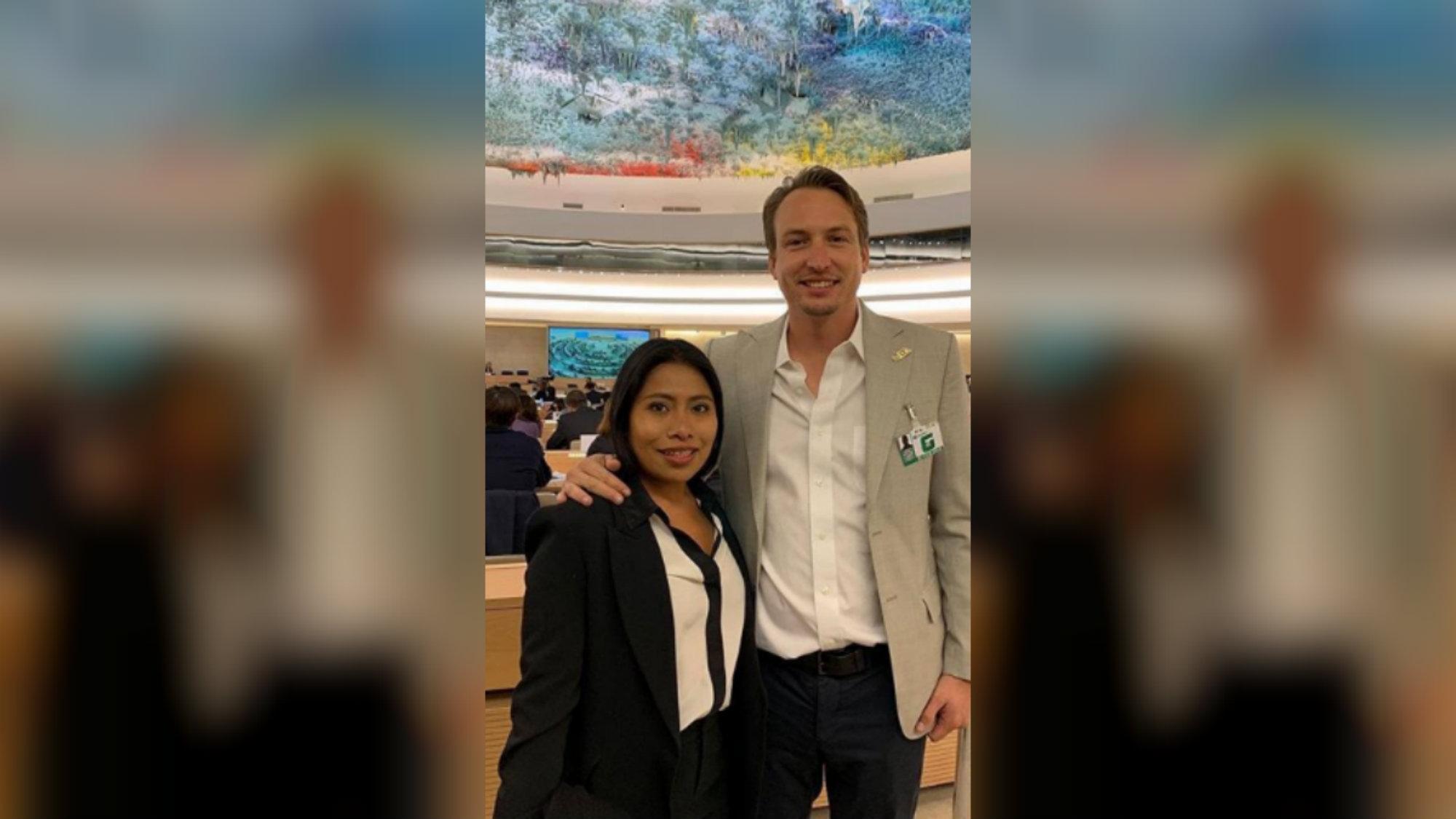 Yalitza Aparicio Día de la Mujer trabajadoras doméstica indígenas