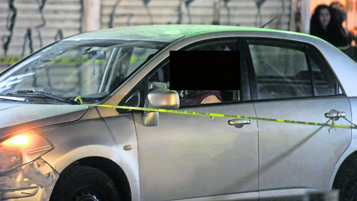sicarios matan balazos chofer tripulantes ráfaga de balazos copiloto herido