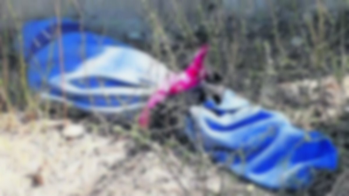 Abandonan cadáver mujer envuelto cobija Puente de Ixtla
