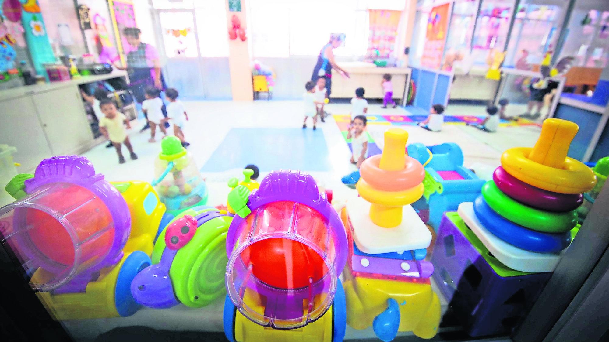 Estancias infantiles México amparo recorte presupuestal