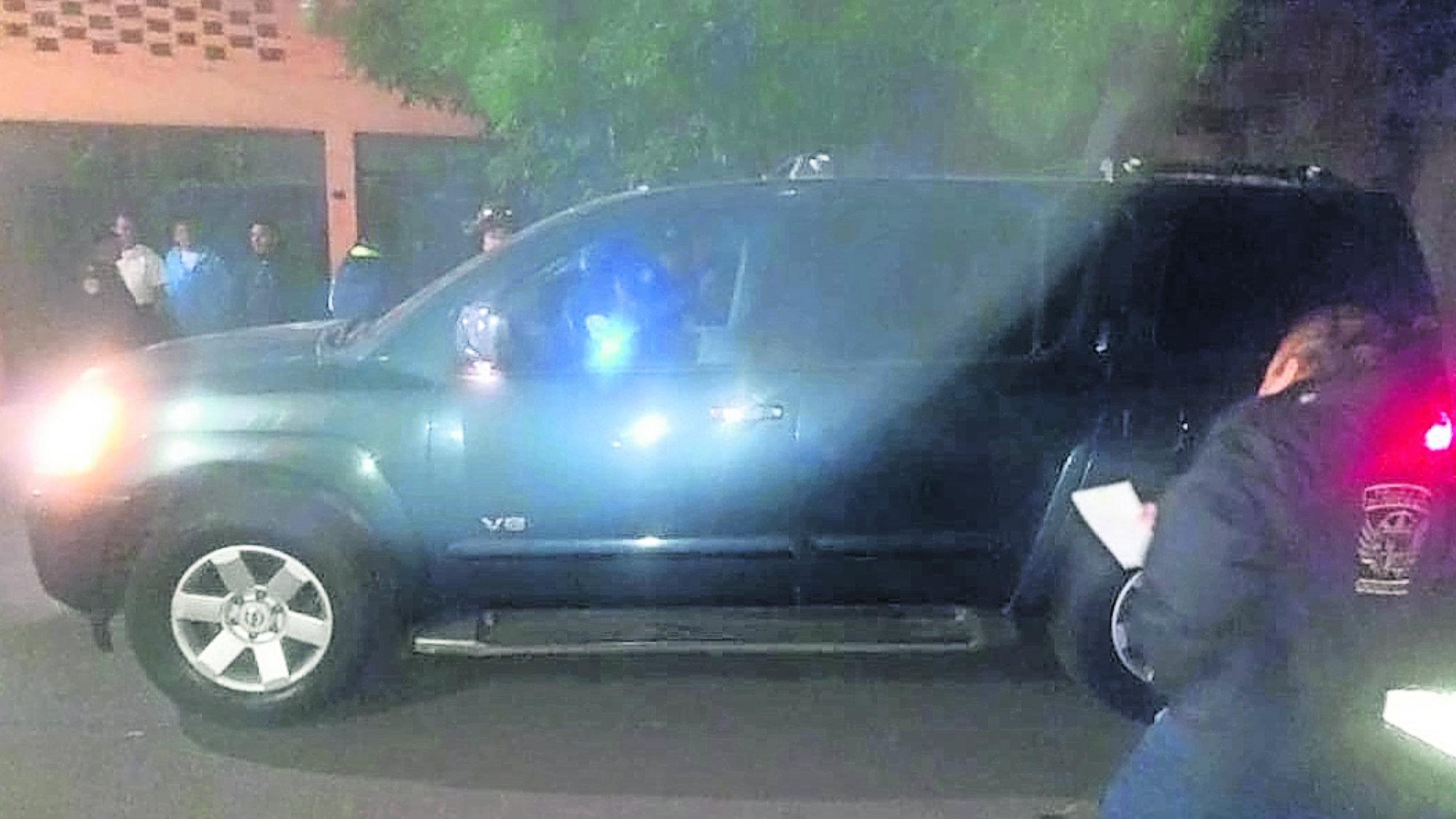 Pistoleros ejecutan hombre manejando Valle Gómez CDMX