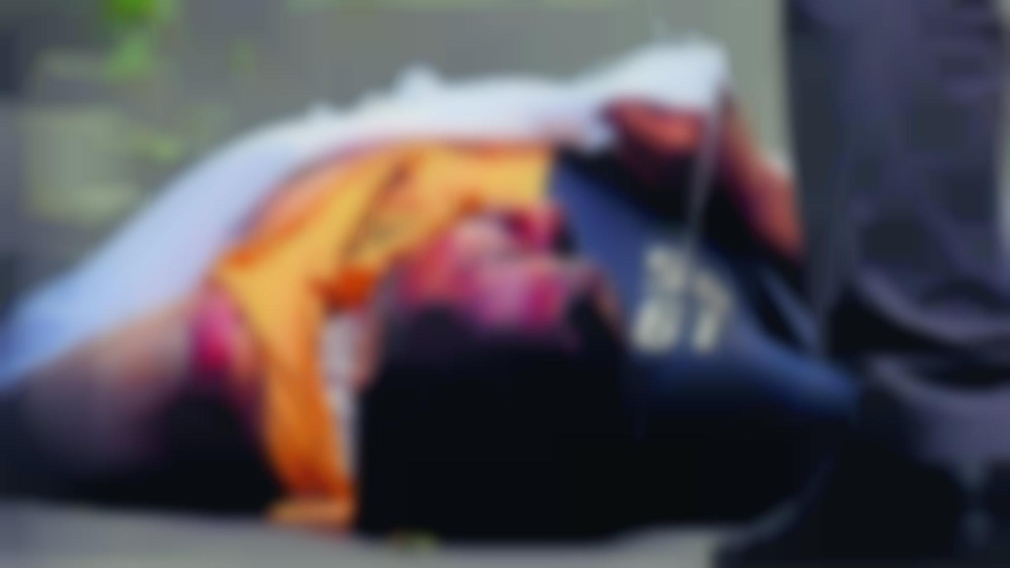 Muere Hombre Tropiezo Accidente CDMX Iztapalapa