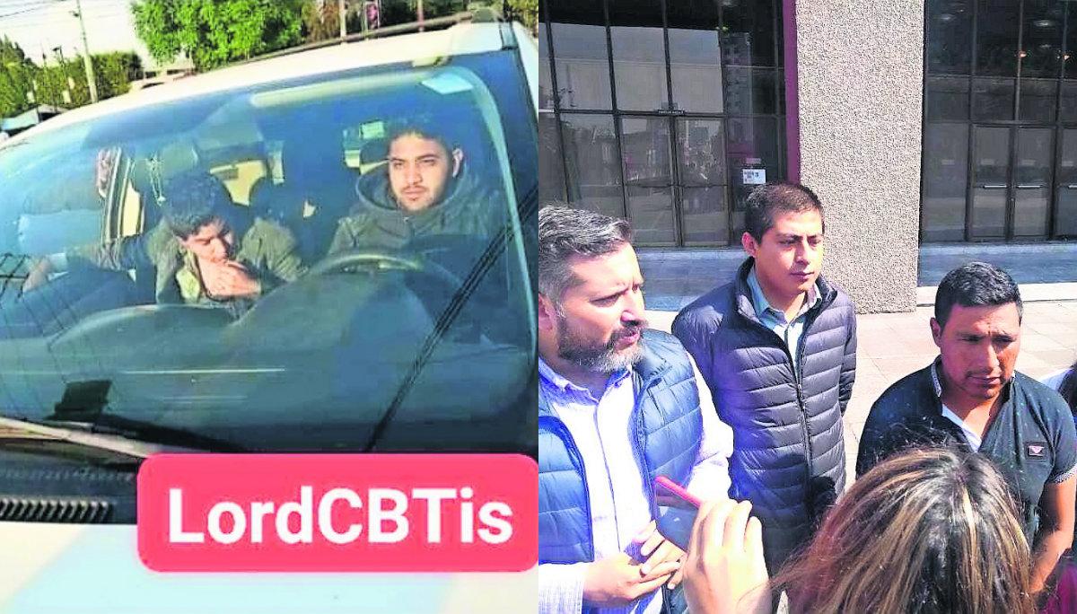 Tráfico de influencia Corrupción Joven atropellado CBTIS