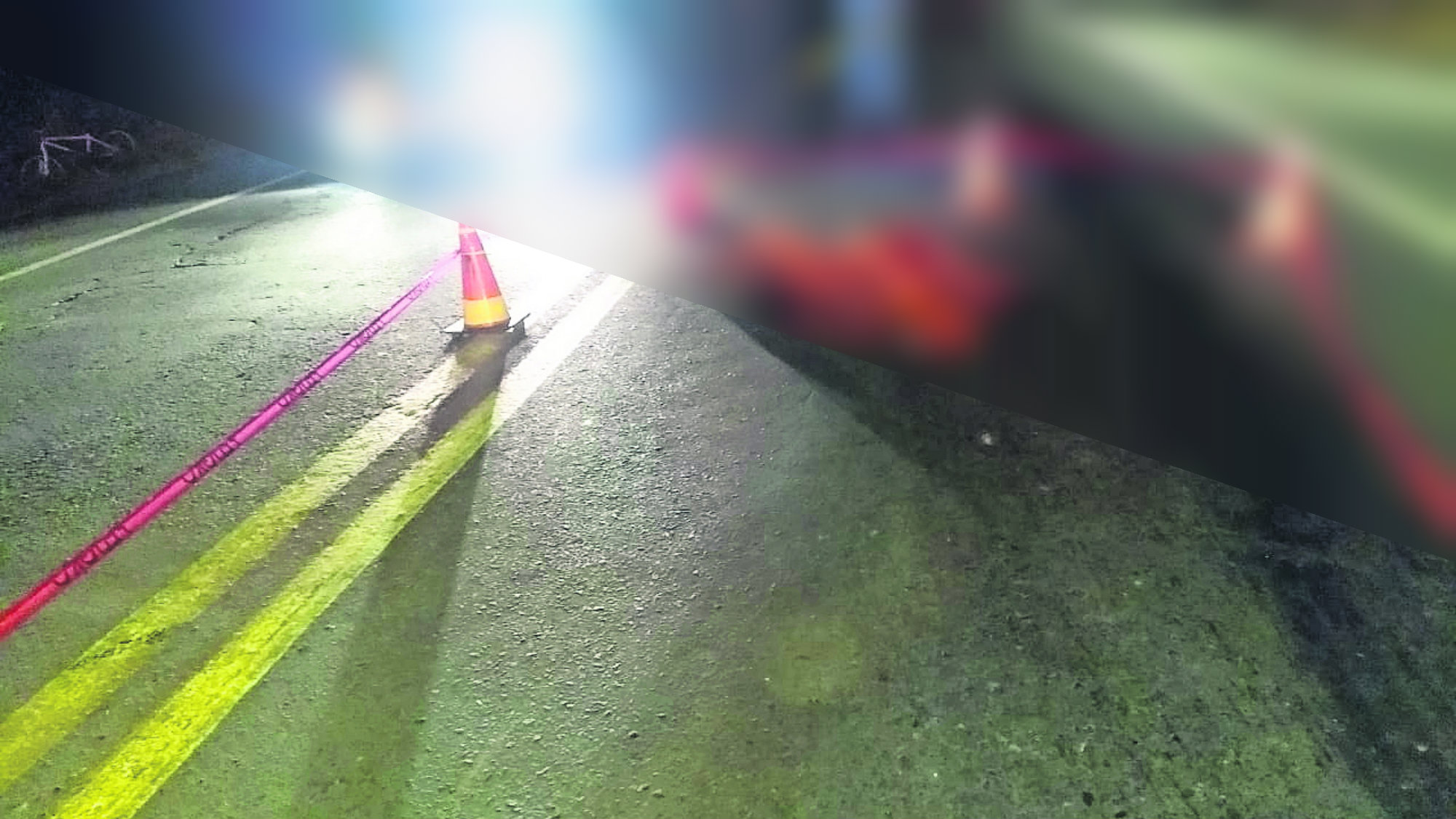 Automovilista atropella a mujer Escapa Edoméx