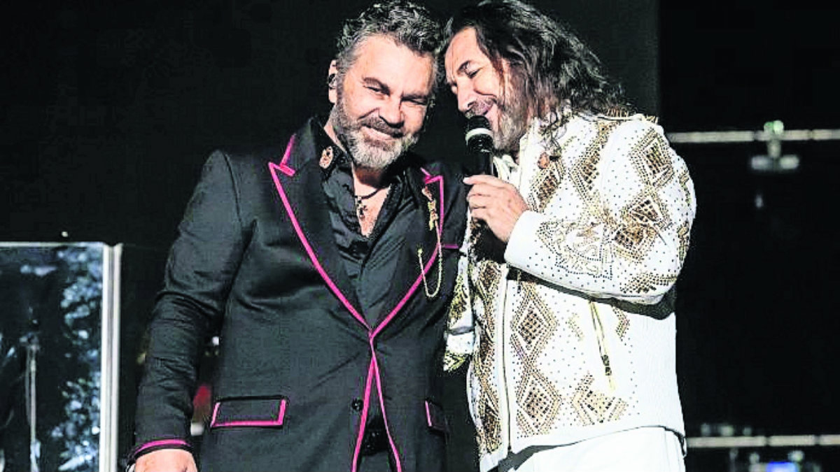 Marco Antonio Solís celebra en grande sus 48 años de trayectoria