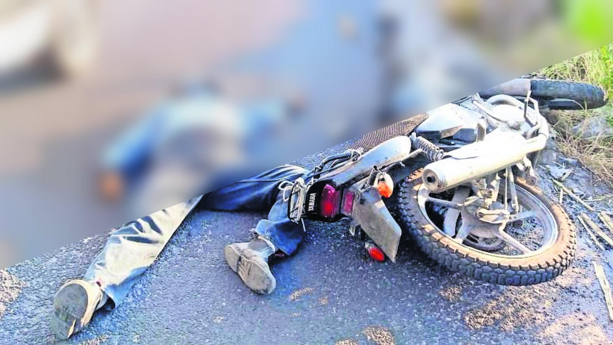 Ejecutan a motociclista Escopeta Morelos