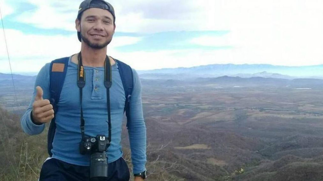 periodista asesinado Omar Iván Camacho