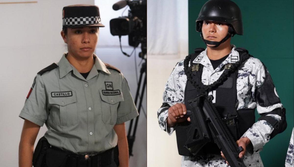 Sedena Uniformes Guardia Nacional