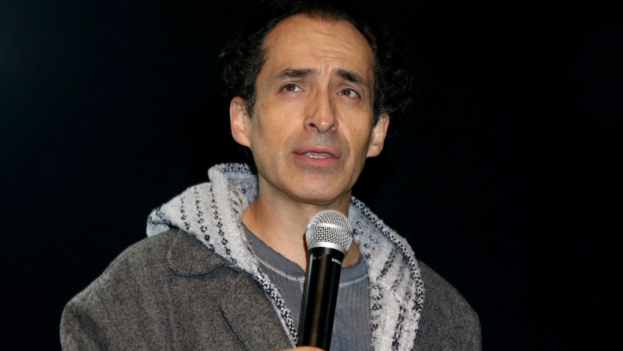 Bruno Bichir responde acusaciones violencia sexual