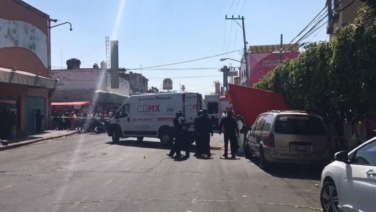asesinados gustavo a madero cdmx violencia mexico