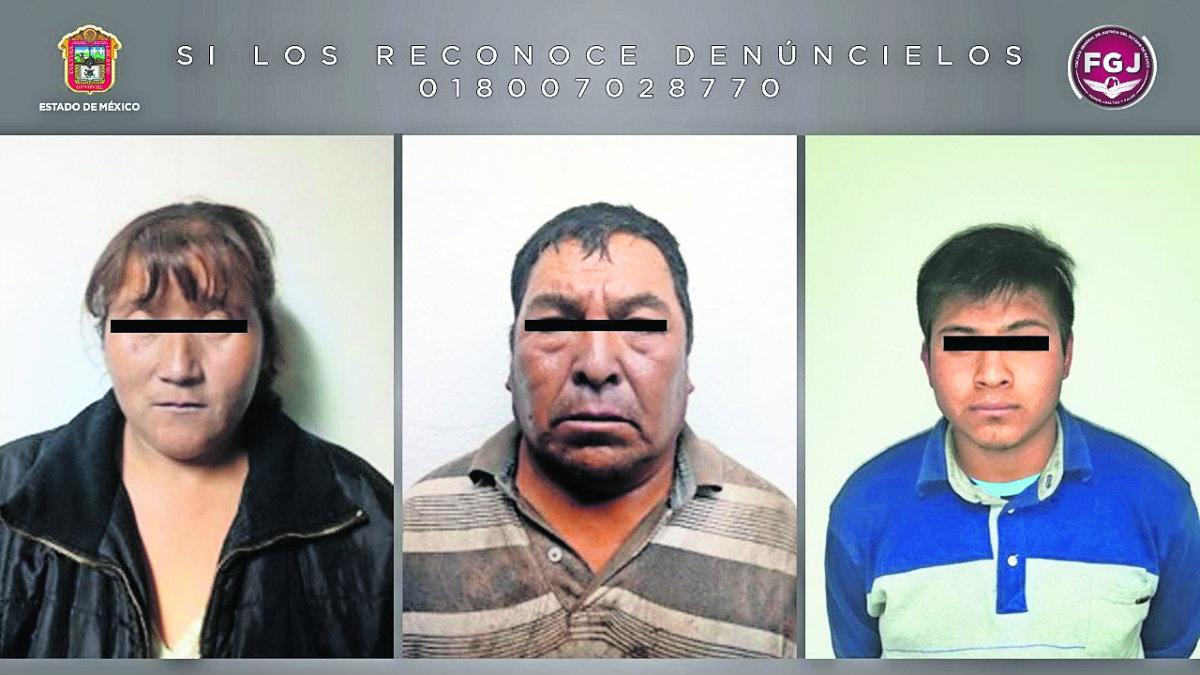 capturan tres homicidas en toluca
