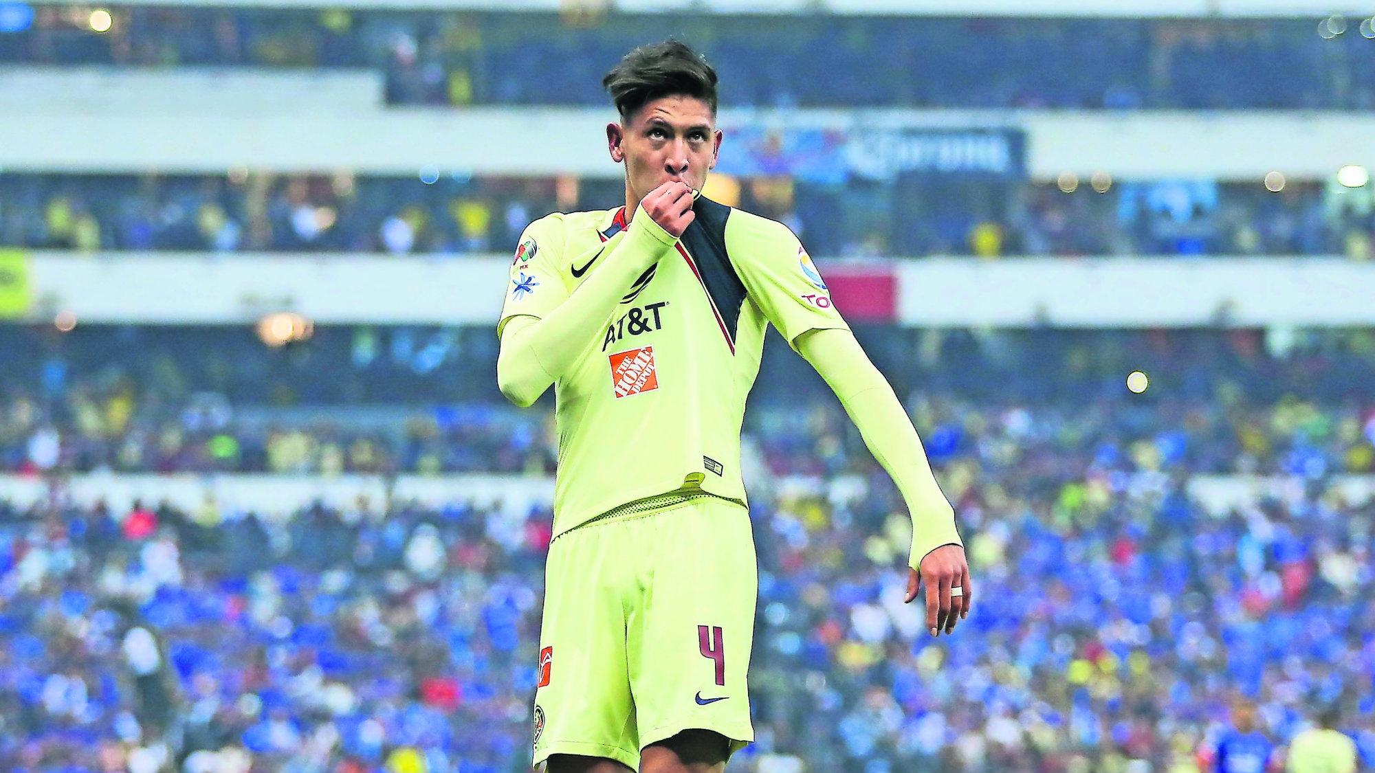 Edson Álvarez Piojo Herrera América Pase a Europa Transferencia