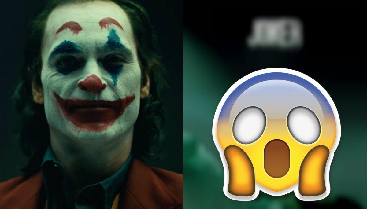 Poster Joker Todd Phillips Joaquín Phoenix