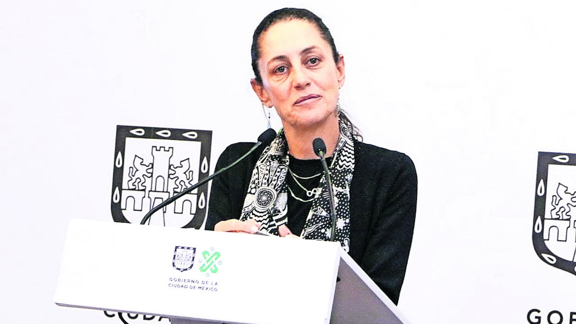 Claudia Sheinbaum Pensión alimenticia Nuevas formas de pago CDMX