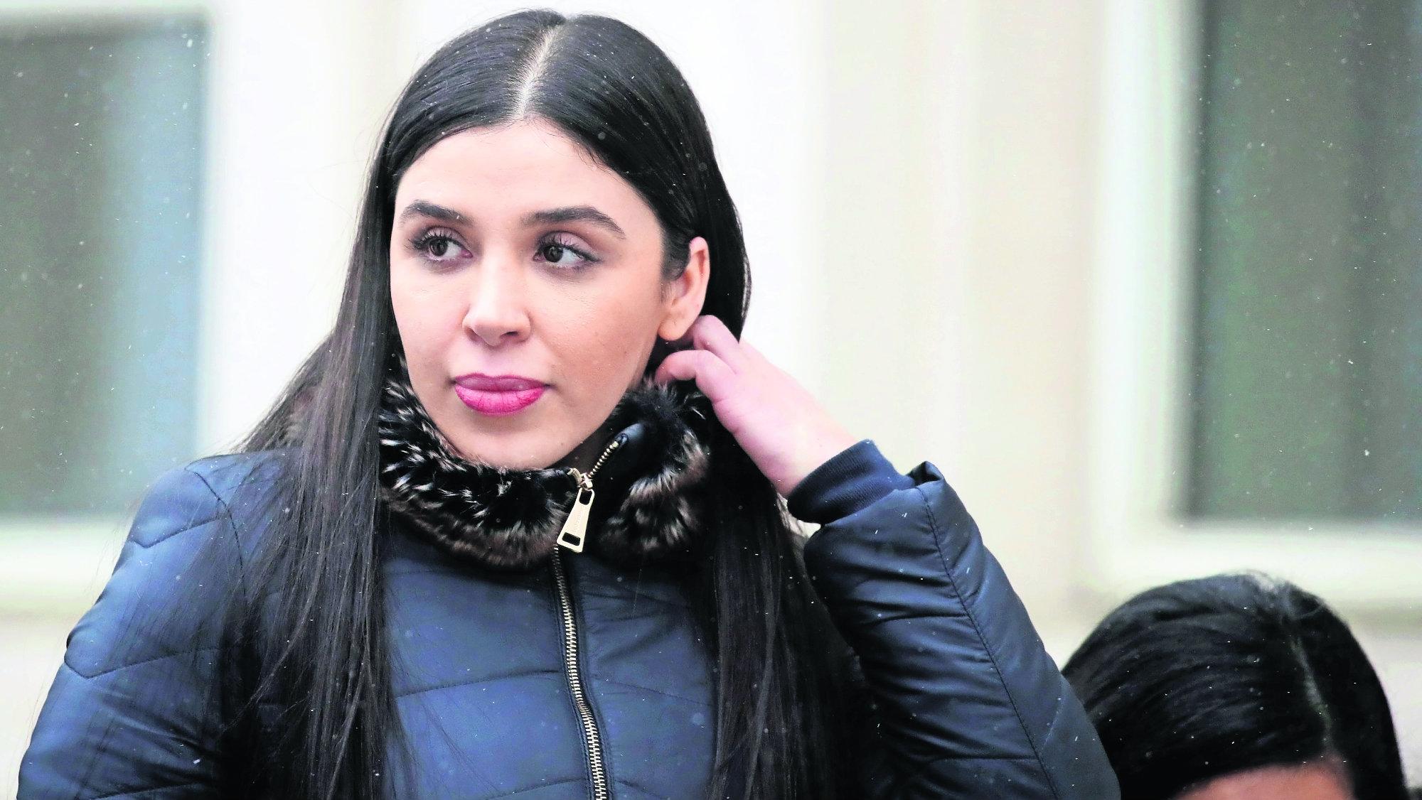 Emma Coronel busca diseñadores línea ropa