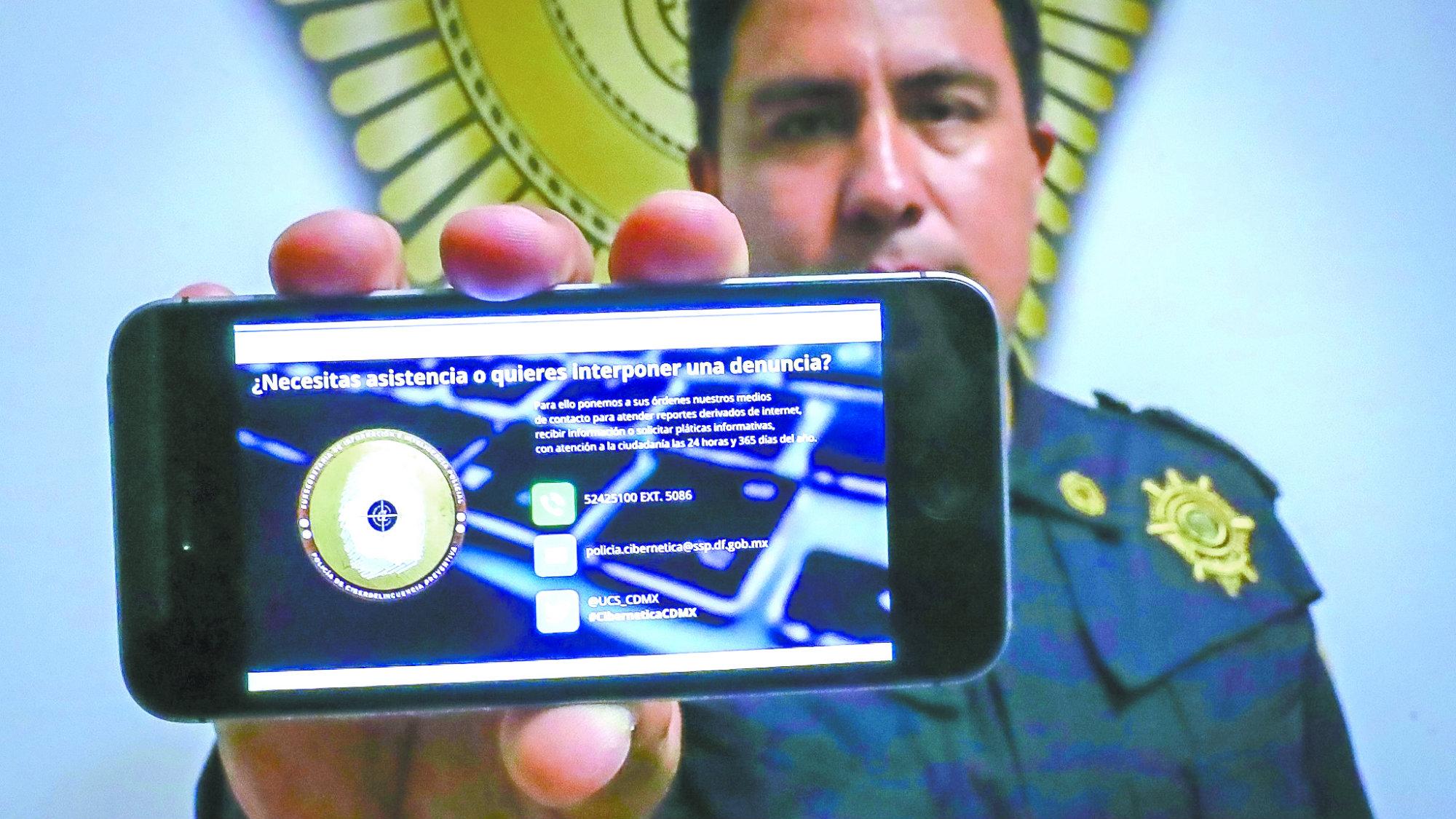 Policía Cibernética Fraude telefónico Más comunes CDMX