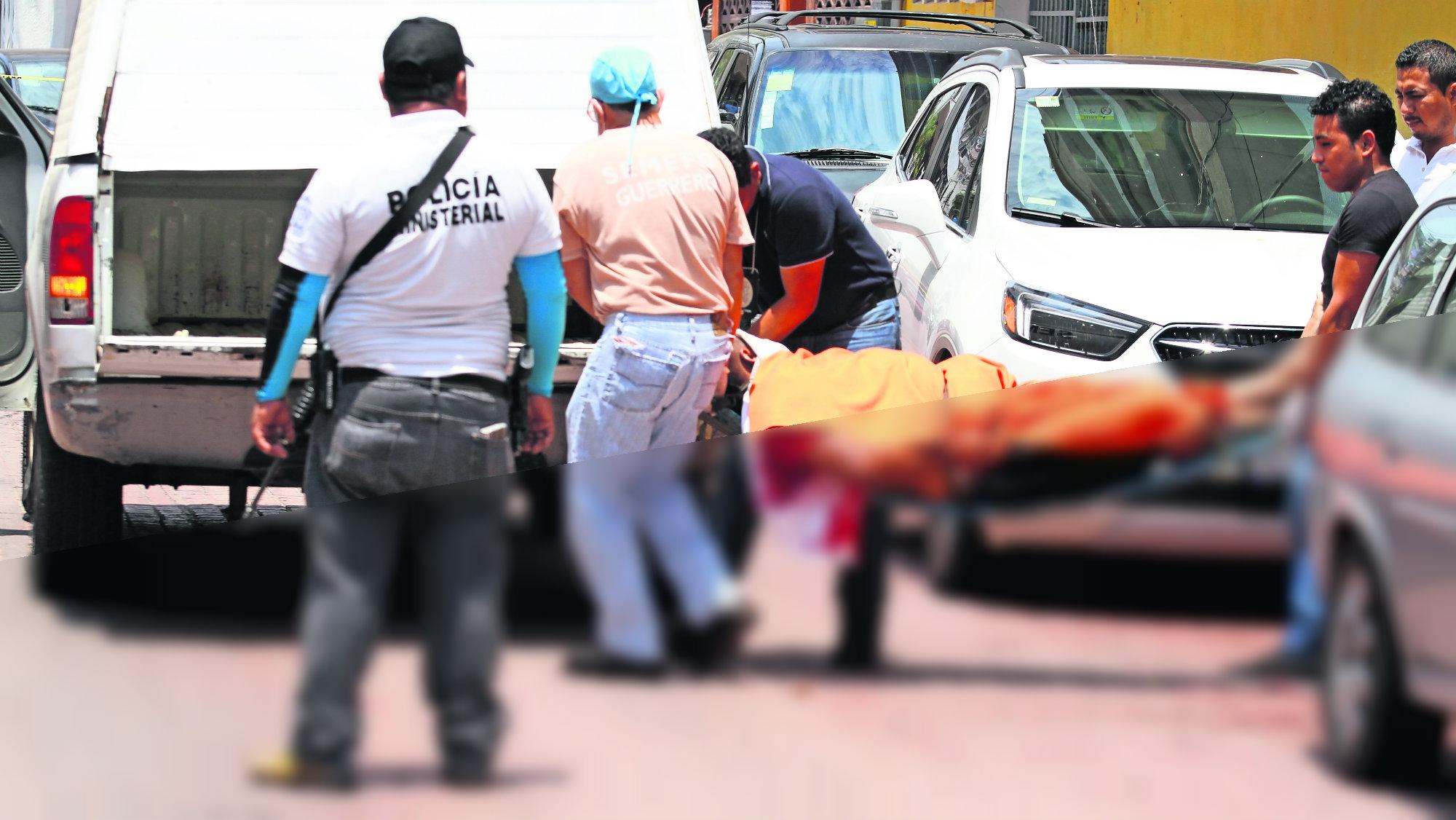 Trimestre más violento Ola de sangre Violencia Seguridad México