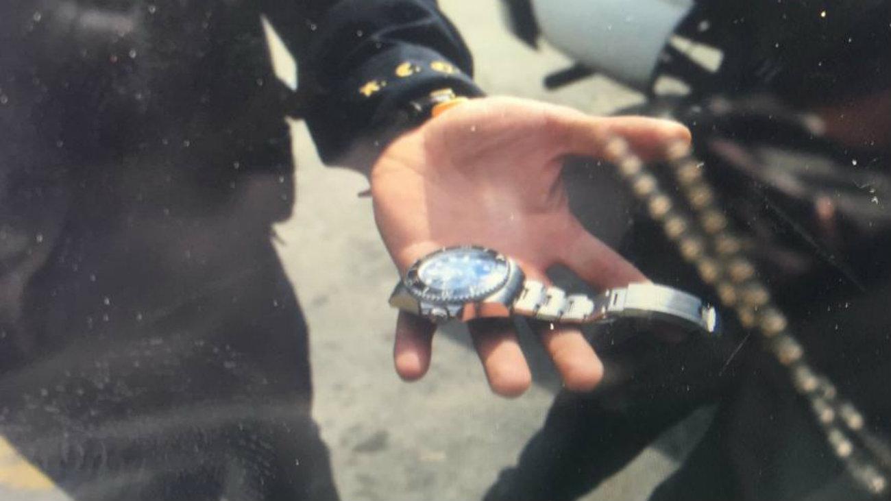 robo reloj ciudad de mexico venustiano carranza delincuencia
