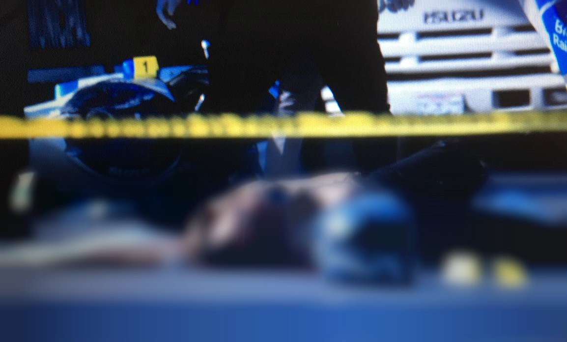 motociclista atropellado Nezahualcóyotl Estado de México