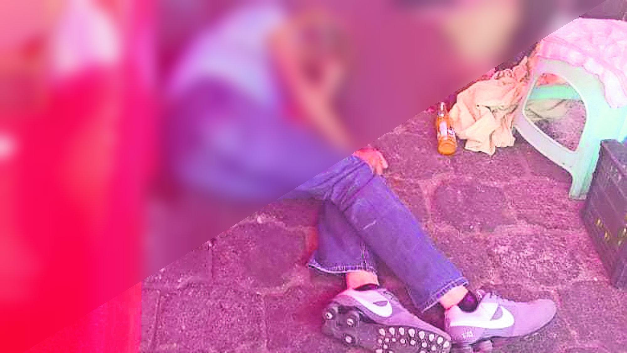Muere joven Puesto de tacos Acechan a joven CDMX Iztapalapa