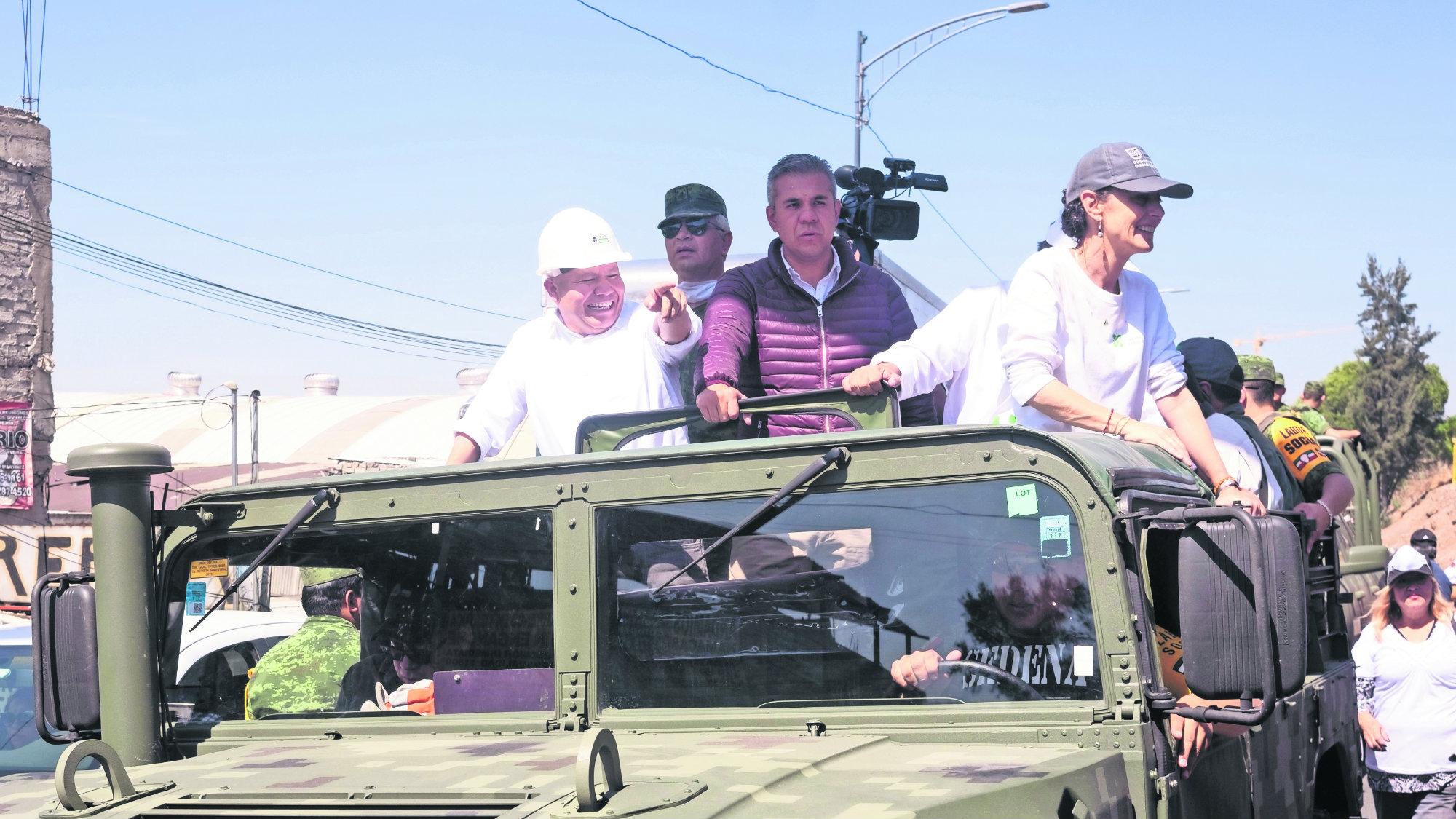Claudia Sheinbaum Guardia Nacional Horario de incidencia delictiva CDMX